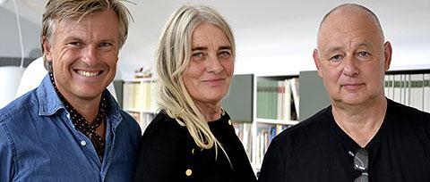 hustoppen - Sandell & Wingårdh i juryn